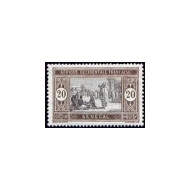 Senegal N° 059 Obli