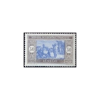 Senegal N° 078 Obli