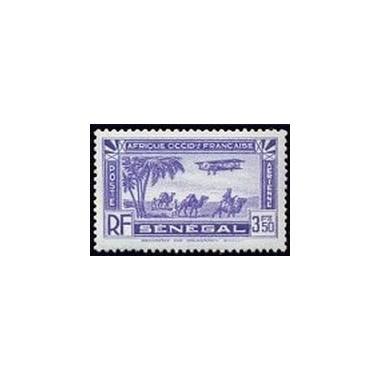 Senegal PA N° 007 Obli
