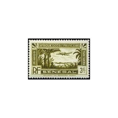 Senegal PA N° 006 Obli