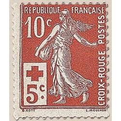 FR N° 147 Neuf avec trace de charni