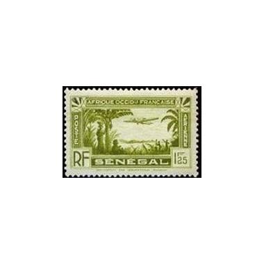 Senegal PA N° 004 Obli