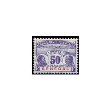 Senegal TA N° 009 N*