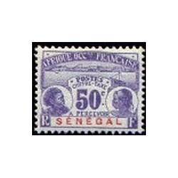 Senegal TA N° 009 Obli