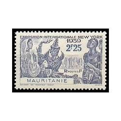 Mauritanie N° 099 N **