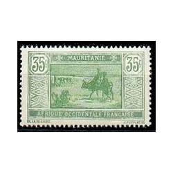 Mauritanie N° 057A N **