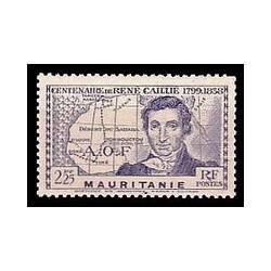 Mauritanie N° 097 N **