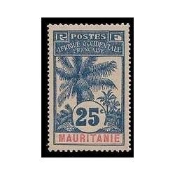 Mauritanie N° 007 N *
