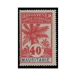 Mauritanie N° 010 N *