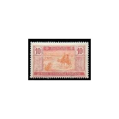 Mauritanie N° 021 N *