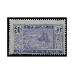 Mauritanie N° 045 Obli