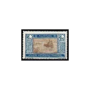 Mauritanie N° 059A Obli