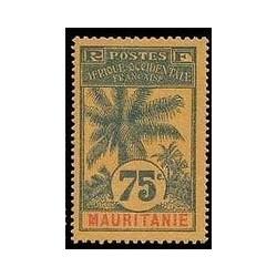 Mauritanie N° 013 Obli