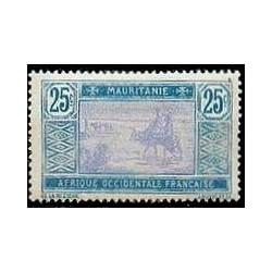 Mauritanie N° 024 Obli