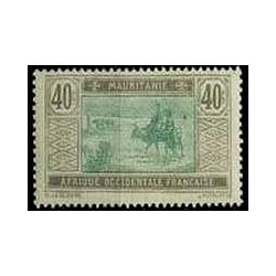 Mauritanie N° 027 Obli