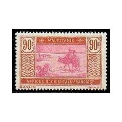 Mauritanie N° 058 Obli