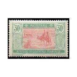 Mauritanie N° 025 Obli