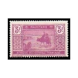 Mauritanie N° 061 Obli