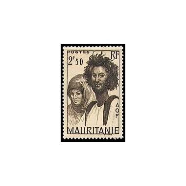 Mauritanie N° 115 Obli