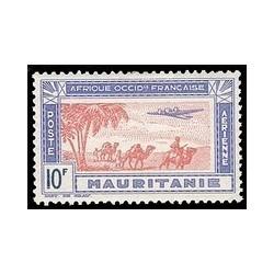 Mauritanie  PA N° 015 N **