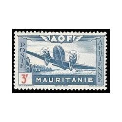 Mauritanie  PA N° 013 N **