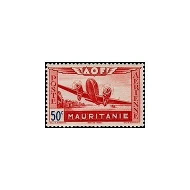 Mauritanie  PA N° 010 N *