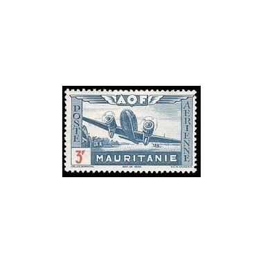 Mauritanie  PA N° 013 N *