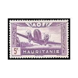 Mauritanie  PA N° 014 N **