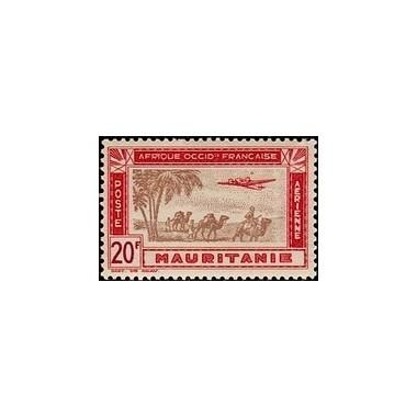 Mauritanie  PA N° 016 N *