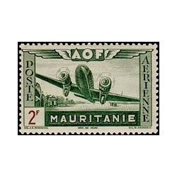 Mauritanie  PA N° 012 N **