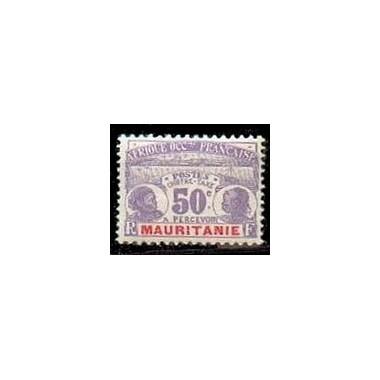 Mauritanie  TA N° 014 N *