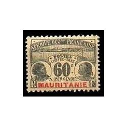 Mauritanie  TA N° 015 Obli