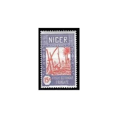 Niger N° 034A N **