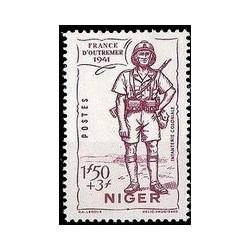 Niger N° 087 N **