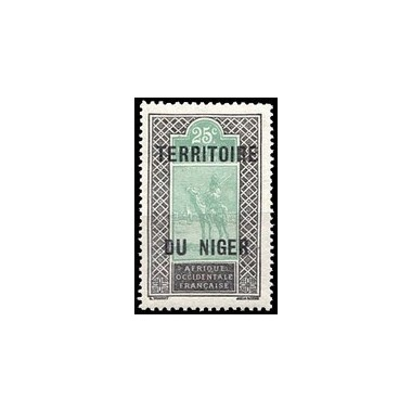 Niger N° 008 N *