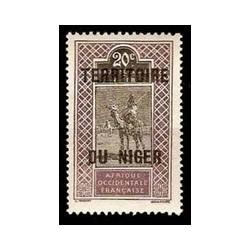 Niger N° 007 Obli