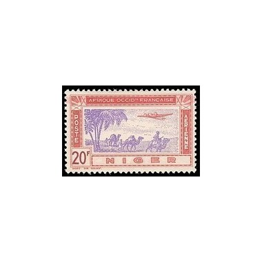 Niger  PA N° 016 N *