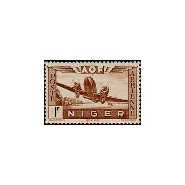 Niger  PA N° 011 N *