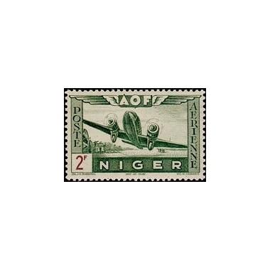 Niger  PA N° 012 N *