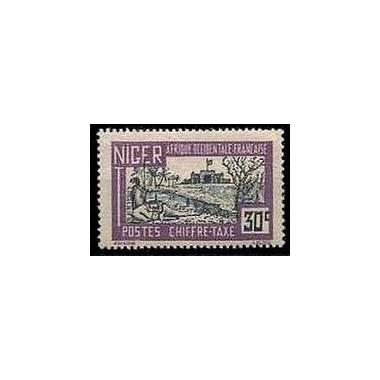 Niger  TA N° 016 N **