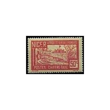 Niger  TA N° 017 N *