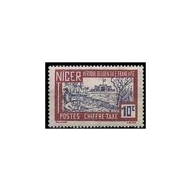 Niger  TA N° 012 N **