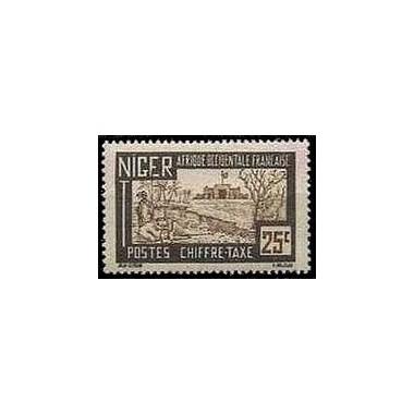 Niger  TA N° 015 N *