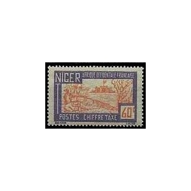 Niger  TA N° 018 N *