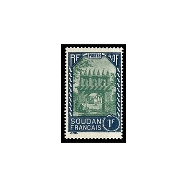 Soudan  N° 078 N *