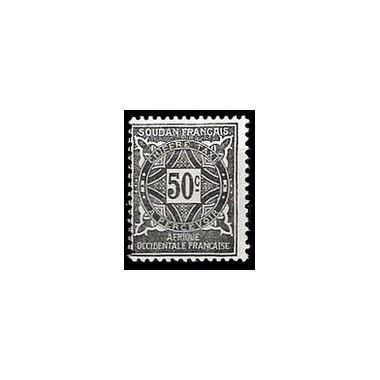 Soudan  N° TA016 N *
