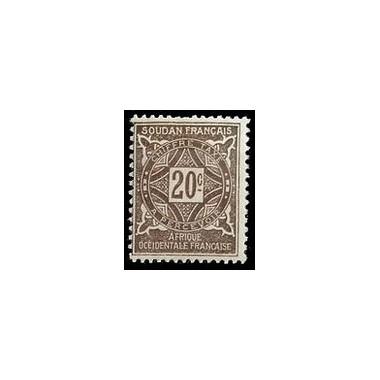 Soudan  N° TA014 N *