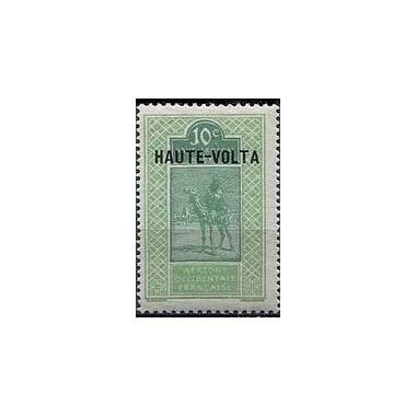 Haute-Volta N° 025 N *