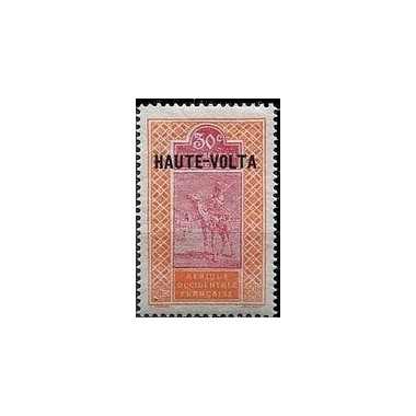 Haute-Volta N° 028 N *