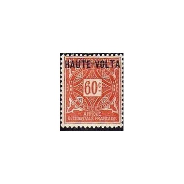 Haute-Volta TA N° 007 N *
